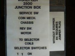 W2500 J-B