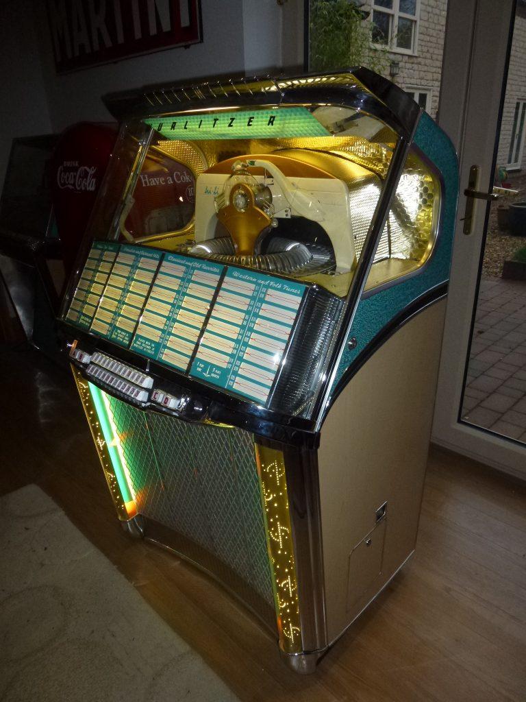 Wurlitzer 2104 - Jukebox Revival